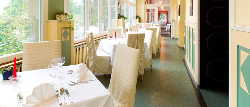 Hotel Belvedere, Wengen, Bernese Oberland, Switzerland - restaurant.jpg